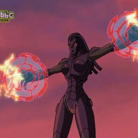 Master Mold prepares to destroy the future X-Men.