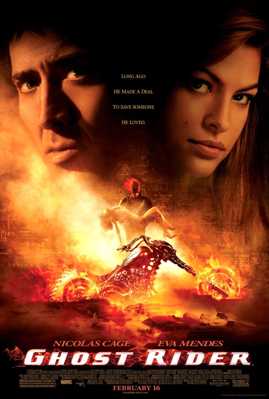 Ghost Rider (film) | Marvel Movies | FANDOM powered by Wikia