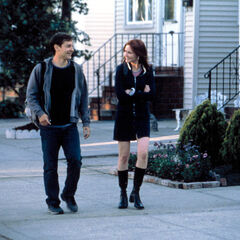 Peter Parker and Mary Jane Watson.
