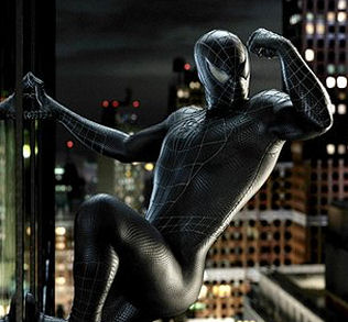 FileBlack Suit Spider-Man.jpg & Image - Black Suit Spider-Man.jpg | Marvel Movies | FANDOM powered ...