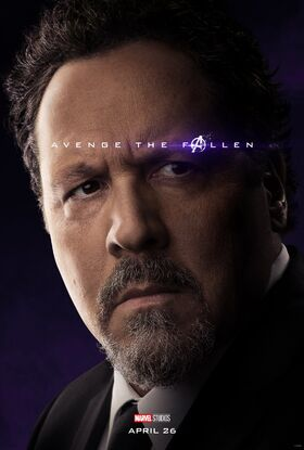 Endgame Character Posters 16