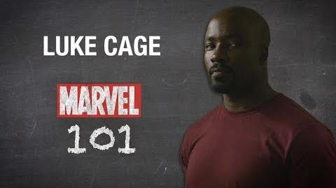 Luke Cage -- Marvel 101 LIVE ACTION!