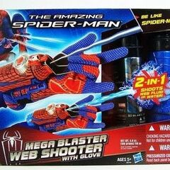 Mega Blaster Web Shooter
