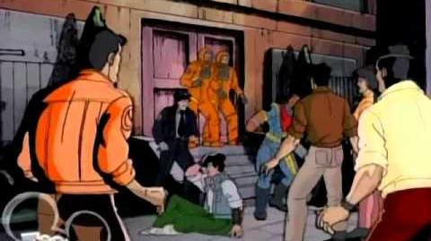 Video - X-Men The Animated Series Season 2 Episode 8 (Part 1