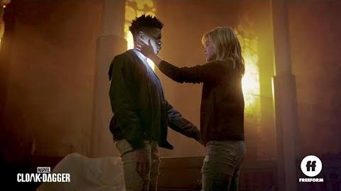 Marvel's Cloak & Dagger – Powers Arise – Exclusively on Freeform