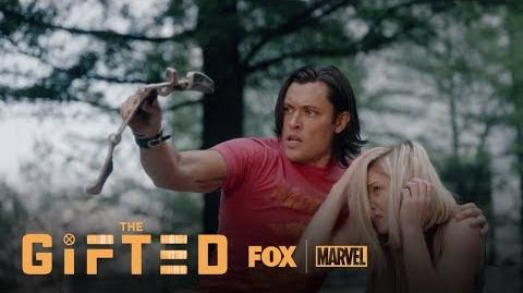 Thunderbird Saves Everyone From An Explosion Season 1 Ep. 6 THE GIFTED
