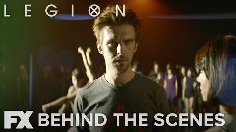 Legion Inside Season 2 The Dance Battle FX