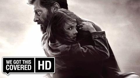 "Logan ""Black & White"" Promo HD Hugh Jackman, Patrick Stewart, Dafne Keen"