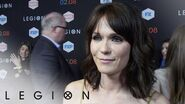 Katie Aselton – Legion on the Red Carpet