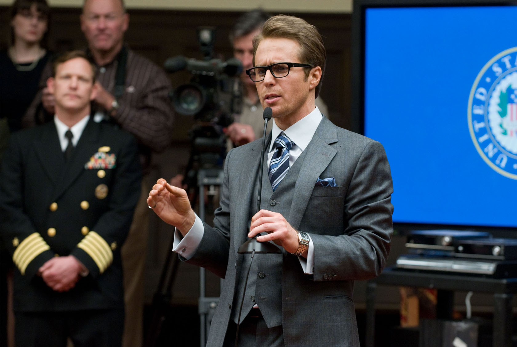 Image result for iron man 2 justin hammer