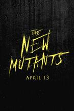 New Mutants teaser poster
