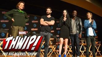 The Defenders are Coming, plus more from NYCC!