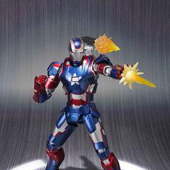 S.H. Figuarts Iron Patriot