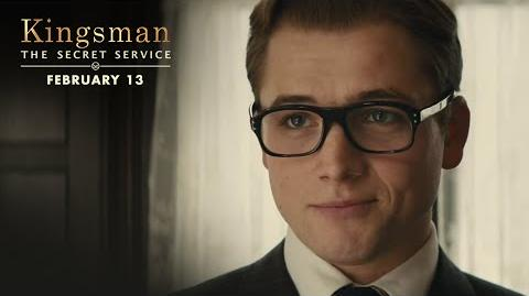 Kingsman The Secret Service Agency TV Commercial HD 20th Century FOX