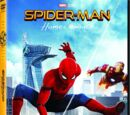Spider-Man: Homecoming Home Video
