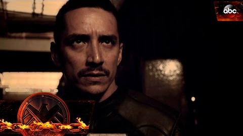 Robbie and Ghost Rider Talk - Marvel's Agents of S.H.I.E.L.D.