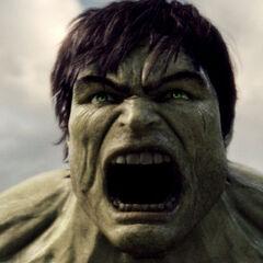 Hulk roars.