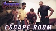 Marvel Studios' Avengers Endgame Escape Room