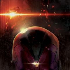 Ultron-Vision promo art.