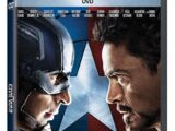 Captain America: Civil War Home Video
