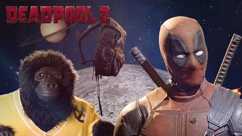 Deadpool 2 Touring Now Deadpool and the Super Duper Band 20th Century FOX