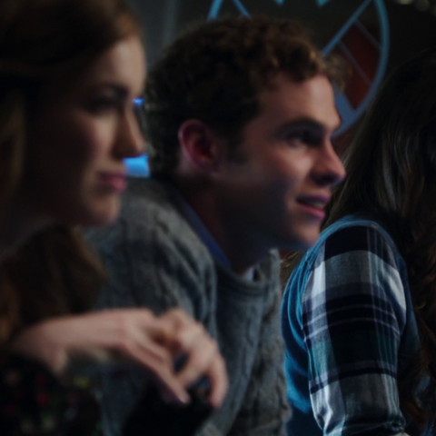 Sky and FitzSimmons learn that Elliot Randolph is Asguardian
