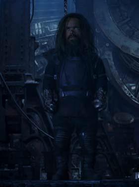 Eitri in Avengers Infinity War