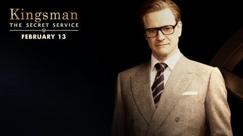 Kingsman The Secret Service Meet Harry HD 20th Century FOX