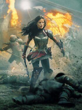 Thor2 TDW-LadySif