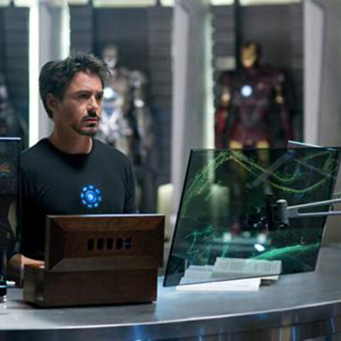 First look at Iron Man II.