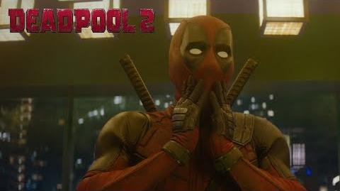 Deadpool 2 Look for it on Digital, Blu-ray and DVD 20th Century FOX