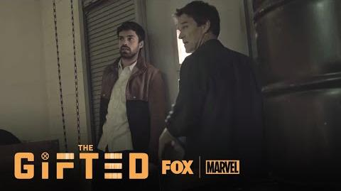 The Mutant Underground Runs From The Purifiers Season 2 Ep. 6 THE GIFTED