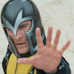 Magneto in <i>X-Men: First Class</i>