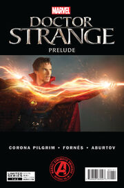 Doctor Strange Prelude 1of2