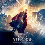 Doctor Strange soundtrack cover