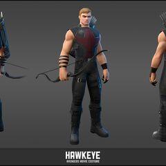 Marvel Heroes Avengers Hawkeye.