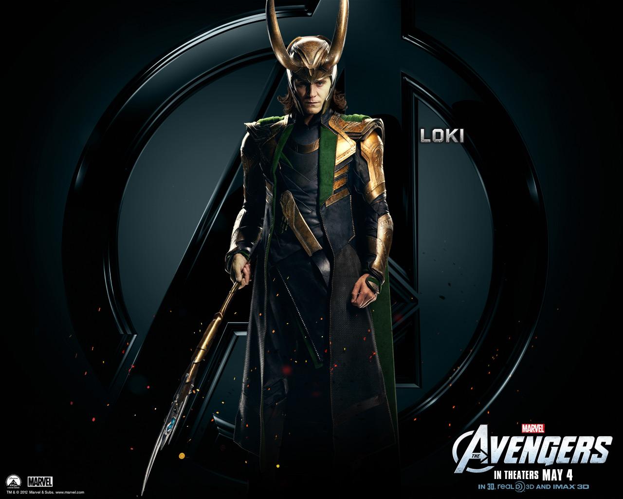Image - Loki-the-avengers-wallpaper.jpg | Marvel Movies