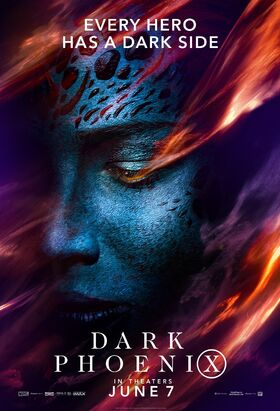 Dark Phoenix Character Poster 04