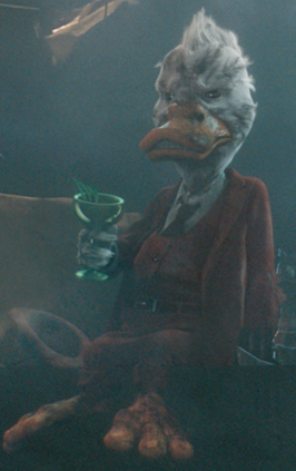 marvel film howard the duck