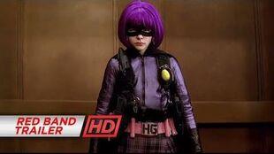 Kick-Ass (2010) - 'Hit Girl' Official Red Band Trailer 1