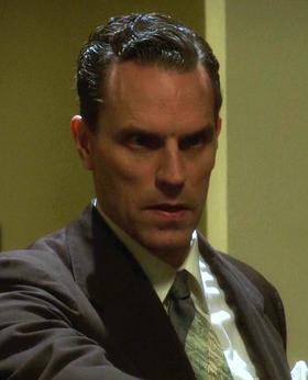 Agent Corcoran