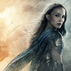 Jane Foster Character Poster.