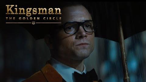 "Kingsman The Golden Circle ""Planning Something Major"" TV Commercial 20th Century FOX"