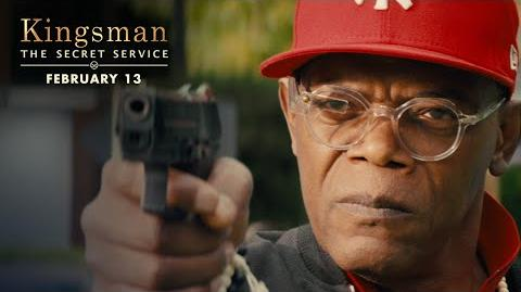 Kingsman The Secret Service It's Valentine Day - Naughty Version HD 20th Century FOX