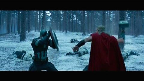 Thor - Fight Moves Compilation(AoU Included) HD
