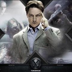 Professor X Wallpaper