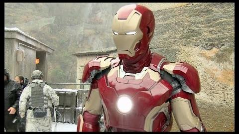 Marvel's Avengers Age of Ultron - Global Adventure Featurette