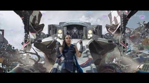 Marvel Studios' Thor Ragnarok -- A New Valkyrie (Bonus Feature)