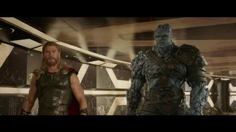 Thor Ragnarok - Korg Reviews Clip