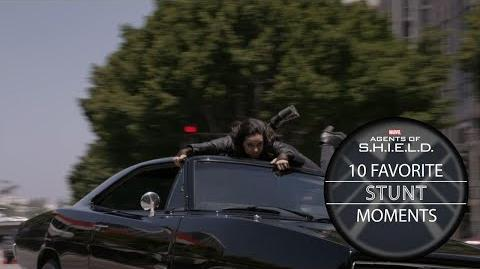 10 Favorite Stunts - Marvel's Agents of S.H.I.E.L.D